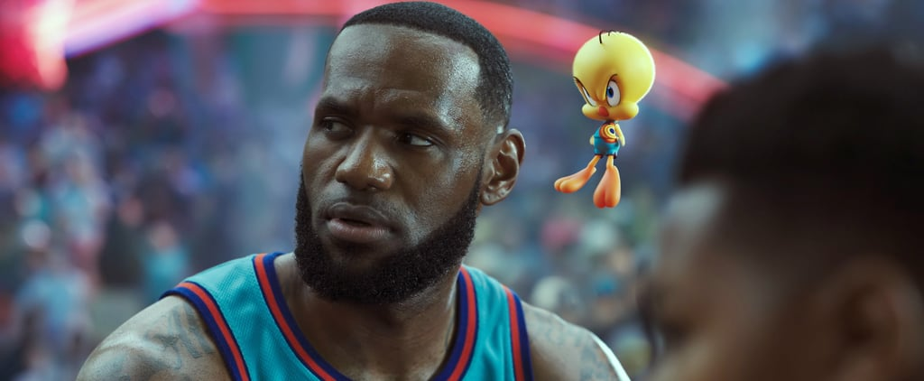 Is LeBron James's Family in Space Jam: A New Legacy?