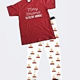 """Home Alone """"Merry Christmas, Ya Filthy Animal!"""" Matching Family Pajamas"""