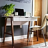 Nathan James Telos Home Office Desk