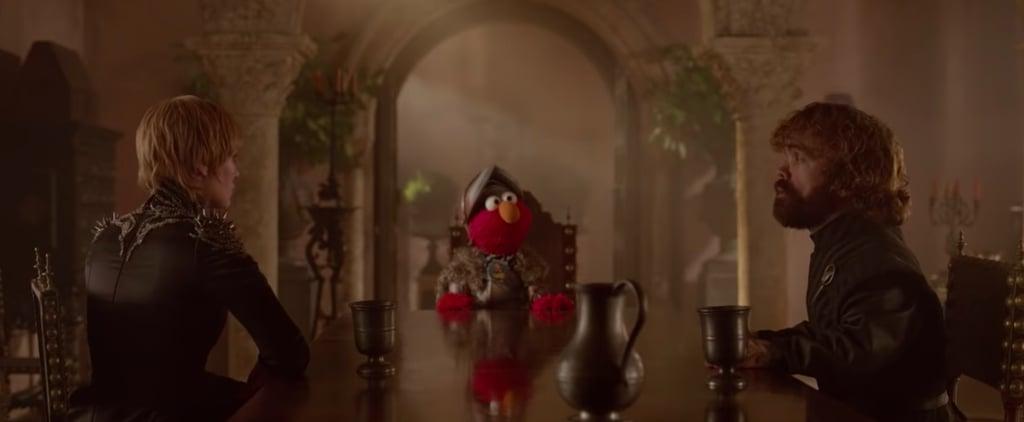 Game of Thrones on Sesame Street