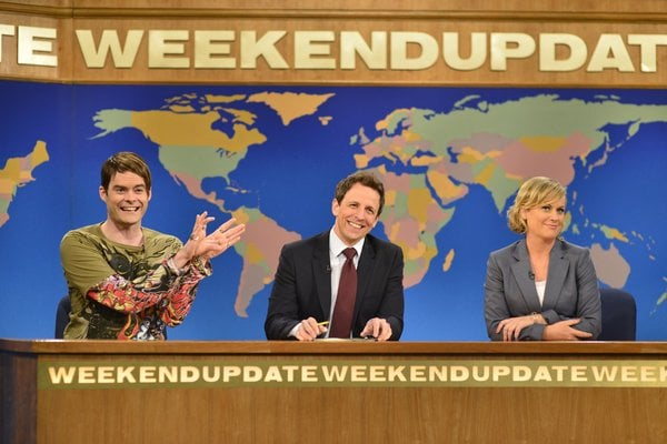 Saturday Night Live Four wins total:  Outstanding directing for a variety series Outstanding art direction for variety, music, or nonfiction programming Outstanding makeup for a multi-camera series or special Outstanding hairstyling for a multi-camera series or special