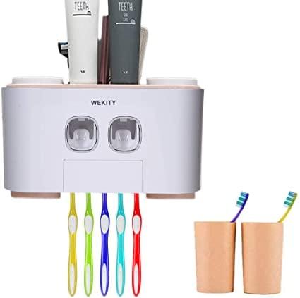 Wekity Toothbrush Holder