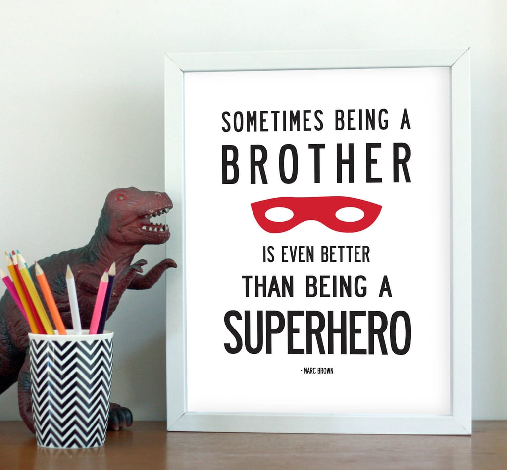 Geeky gifts for brothers 2014 popsugar tech negle Image collections