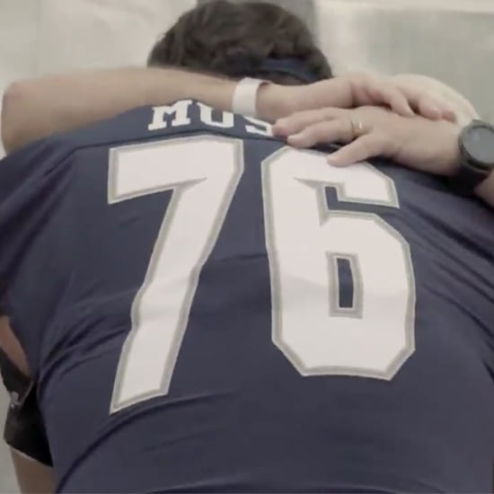 College Football Player Takes His Stepfather's Name | Video