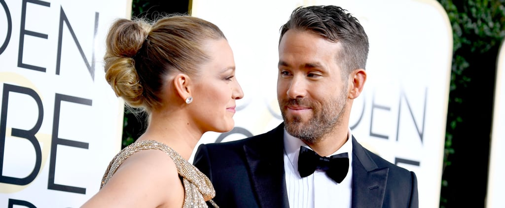 We're Sweet on Blake Lively's Cinnamon-Bun Chignon From the Golden Globes