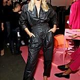 Sofia Richie at the Rebecca Minkoff New York Fashion Week Show