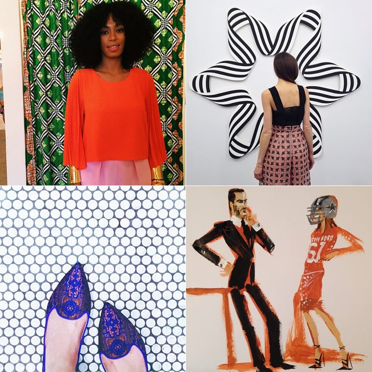 These Instagram Accounts Have Just Been Deemed Most Stylish