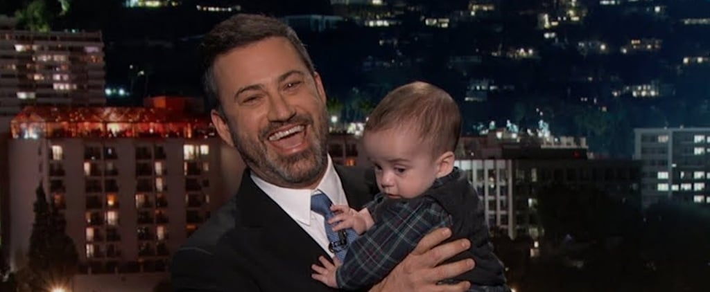 Jimmy Kimmel Brings Son Billy on His Show December 2017