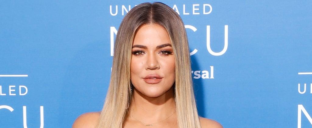 What's Khloe Kardashian's Post Pregnancy Diet?