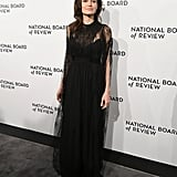 Angelina Jolie, the National Board of Review Awards Gala