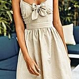 Cupshe Striped Dress