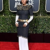Janelle Monáe at the 2019 Golden Globes