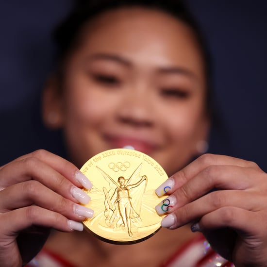 See Sunisa Lee's TikTok Dance With Her Gold Medal