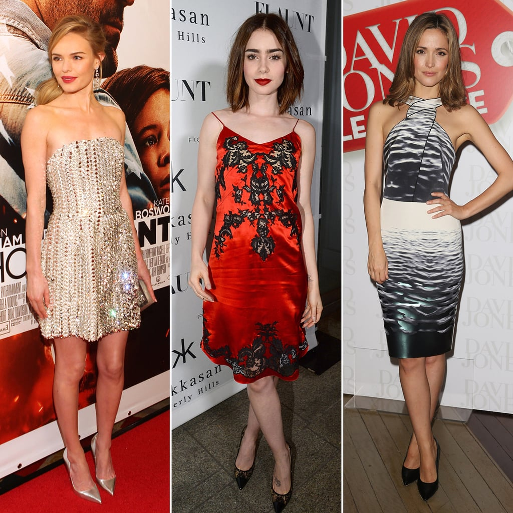 Party Dressing Inspiration From Celebrities