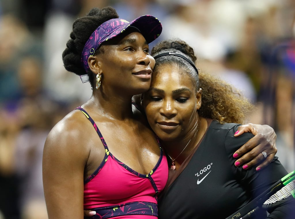 "Serena and Venus Williams went head to head during the third round of the 2018 US Open on Friday night, and boy, was it an incredible match! Not only did Serena defeat Venus 6-1, 6-2 in an hour and 12 minutes, but Venus said it was the ""best match [Serena has] ever played against me."" ""She played so well, I never got to really even touch any balls,"" Venus added. ""When your opponent plays like that, it's not really anything to be upset about."" Venus and Serena have been competing against each other for the past 20 years, and the event marked their 30th meeting. ""I played much better tonight than I have since I started this journey on my way back,"" Serena (who welcomed daughter Alexis in September 2017) recalled. ""I think it's by far the best match I ever played against her in forever.""  Serena will face Kaia Kanepi of Estonia for the first time since the 2014 US Open on Sunday. If she wins, she'll then play either Karolina Pliskova or Ashleigh Barty in the quarterfinals. We're wishing Serena the best of luck!      Related:                                                                                                           Serena Williams's US Open Outfit Is Hot — Here Are Her Best Looks Over the Past 16 Years"