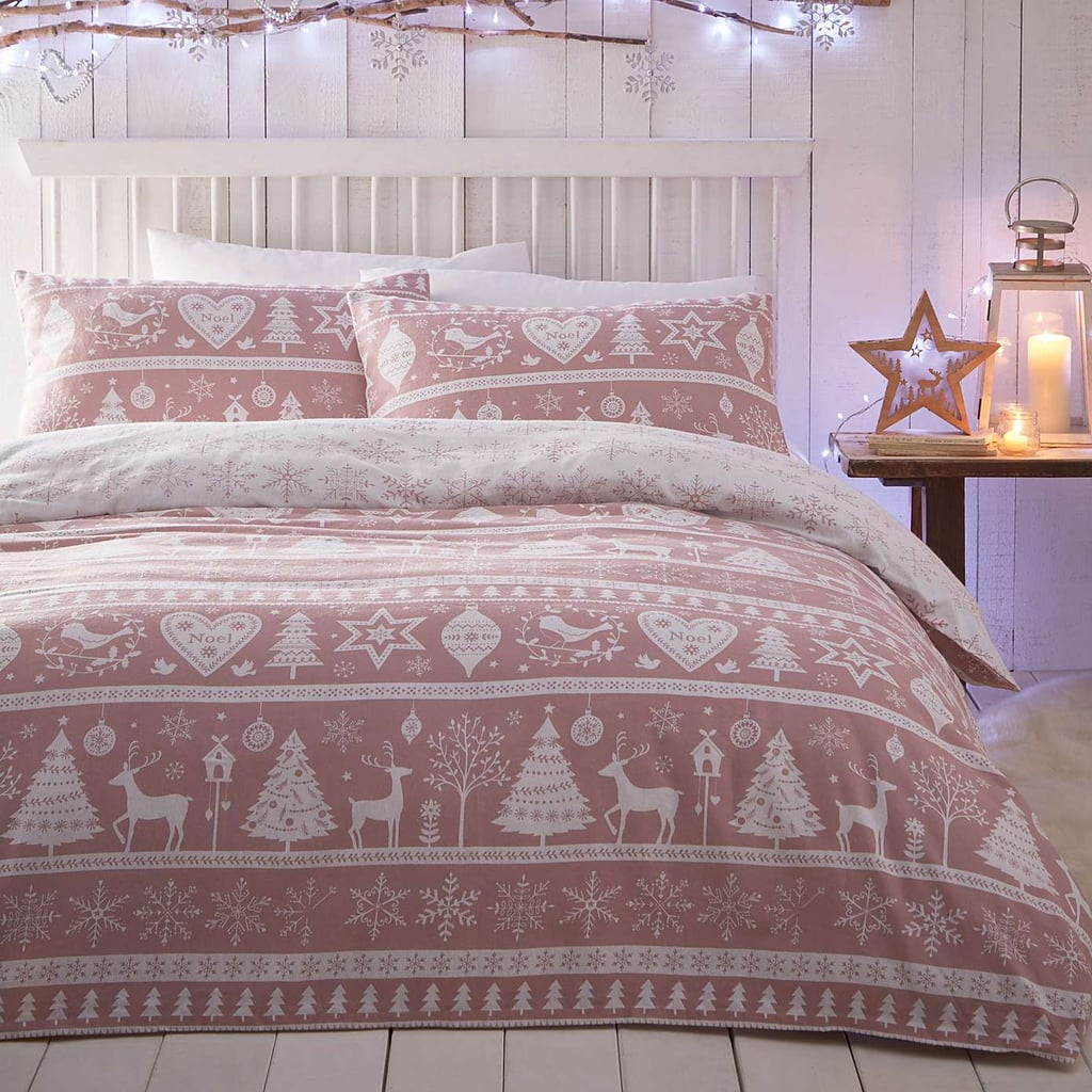 Portfolio Home Scandinavian Christmas Duvet Set