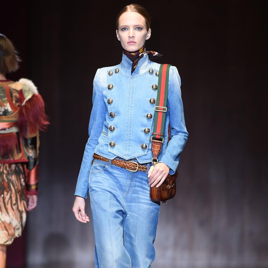Gucci Spring 2015 Show | Milan Fashion Week