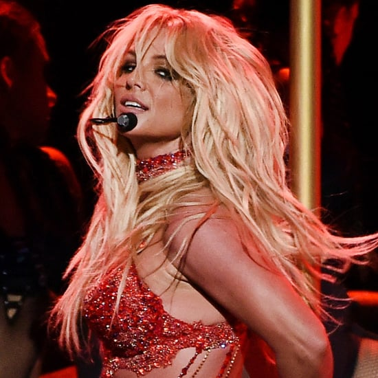 Britney Spears performt bei den Billboard Music Awards 2016