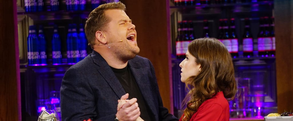 Anna Kendrick and James Corden Singing Their Way Through Hit Love Songs Will Blow You Away