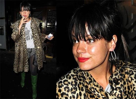 08/01/2009 Lily Allen