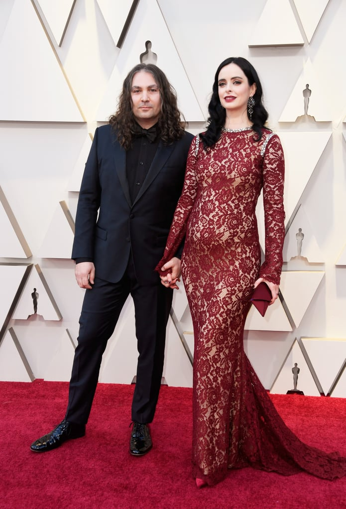 Krysten Ritter and Adam Granduciel