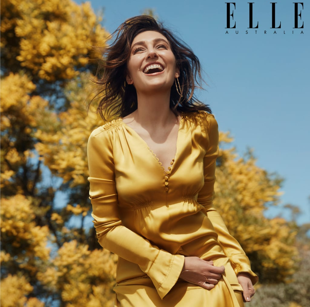 Zoe Foster Blake Elle Cover Pictures and Interview