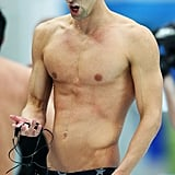 Michael Phelps, 2008