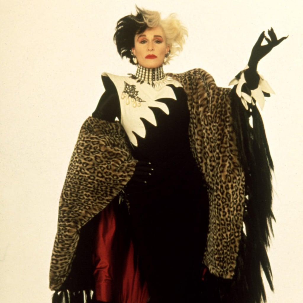 Glenn Close Kept Cruella de Vil Costumes From 101 Dalmatians | POPSUGAR  Fashion