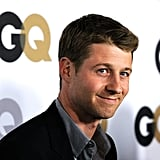 Benjamin McKenzie at GQ's Men of the Year party in LA.