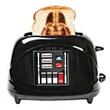 Star Wars Darth Vader Empire Toaster Black Standard