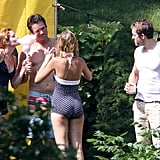 Ryan Reynolds and Blake Lively were together on the Fourth of July in New York.