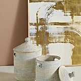 Washed Seagrass Basket