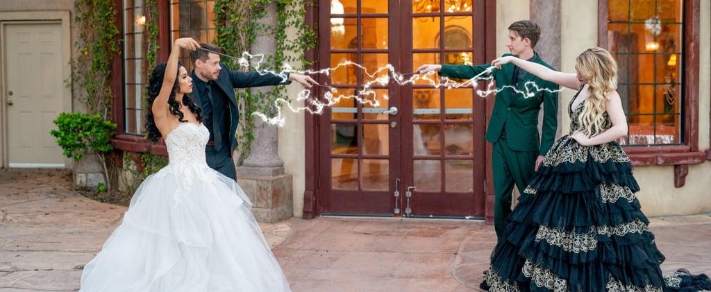 Harry Potter Themed Wedding Ideas