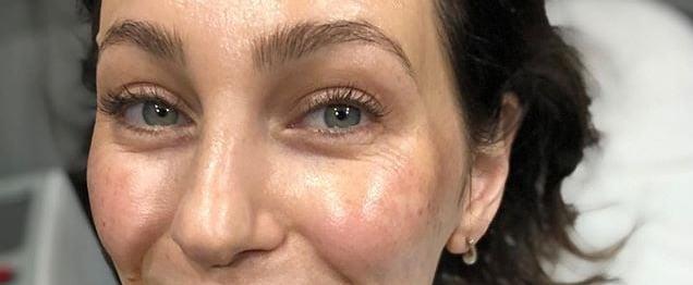 Zoe Foster Blake Logies Beauty Prep 2019