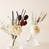 Anthropologie Winter Floral Bouquet Diffuser