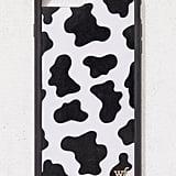 Wildflower Moo Moo iPhone Case