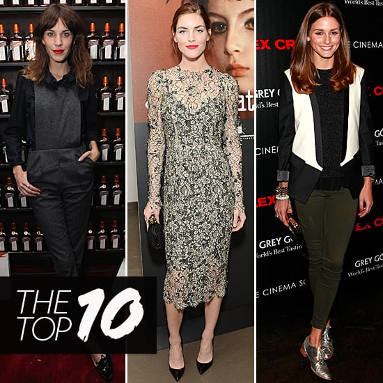 Best Celebrity Style | Oct. 19, 2012