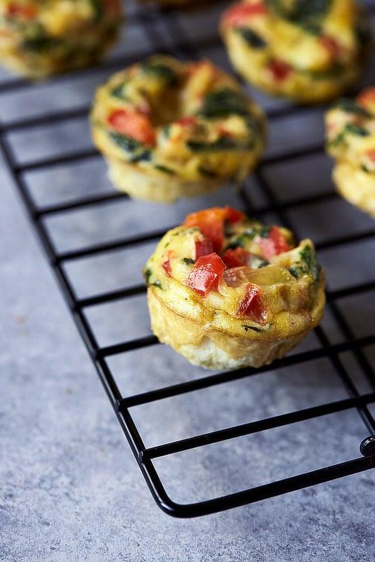 Mini Frittata Egg Bites
