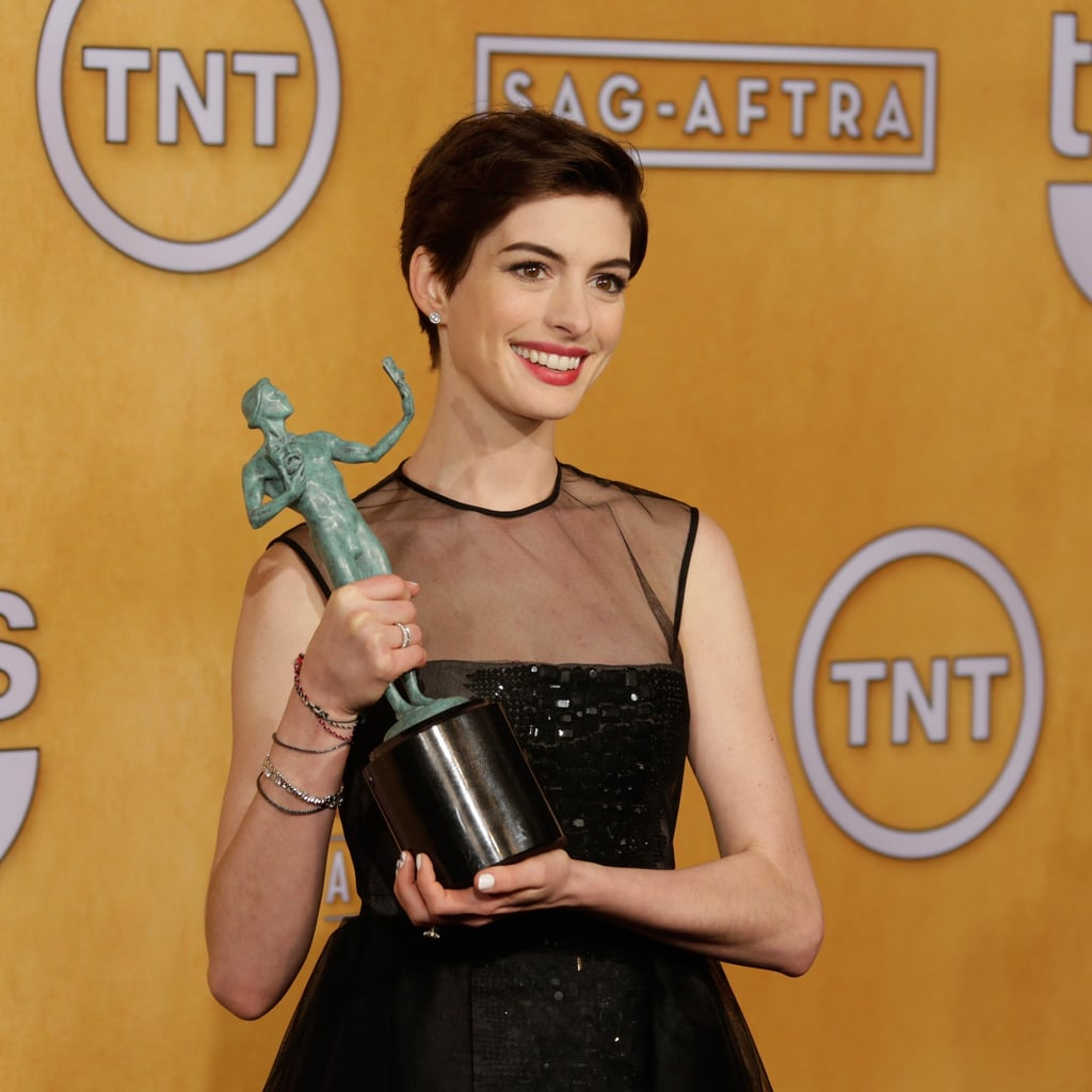 Anne Hathaway Best Beauty Looks