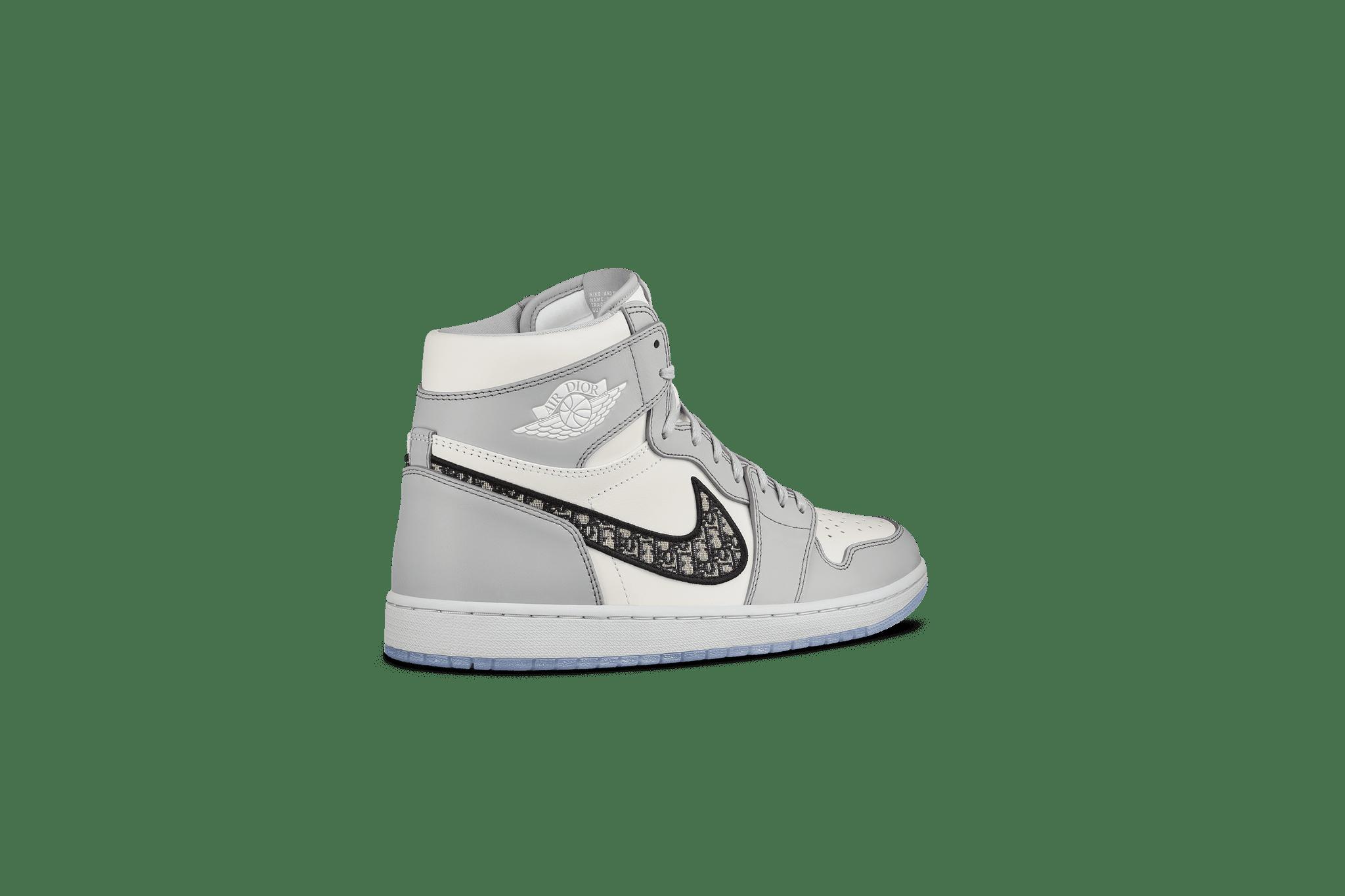 Dior x Air Jordan 1 Sneakers   POPSUGAR Fashion