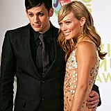 Hilary Duff et Joel Madden
