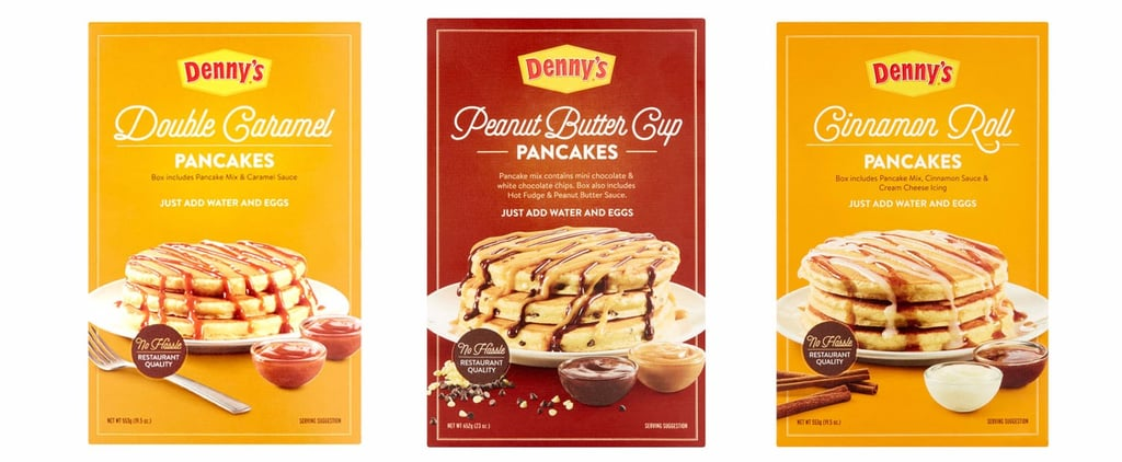 You Can Now Make Your Favorite Denny's Pancakes at Home
