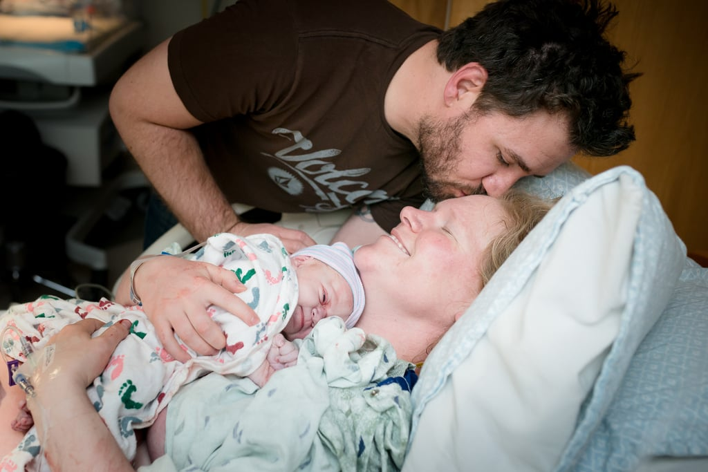 Baby Born With Umbilical Cord Wrapped Around Her Stomach Popsugar