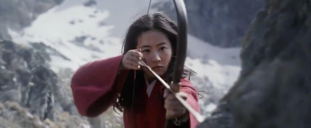 Mulan Reboot Trailer