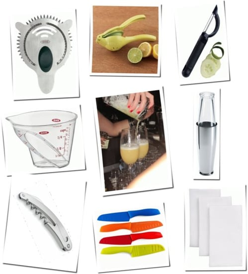 Tools For the Home Bar
