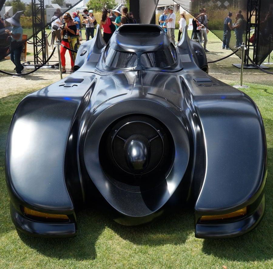 List of All Batman Batmobiles