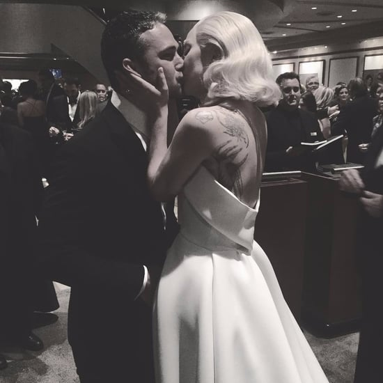 Lady Gaga's Tribute to Taylor Kinney Instagram Picture