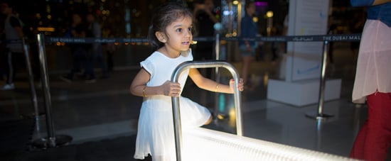 The Dubai Mall's Experimental Playground Will Make Your Child Feel Like the Coolest Kid on the Block
