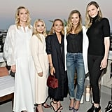 The Olsen Sisters at Elizabeth and James Store Opening in LA