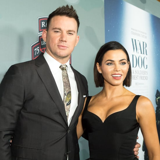 Channing Tatum and Jenna Dewan Matching Tattoos